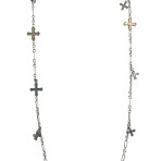 PAX Multi Cross Chain Necklace